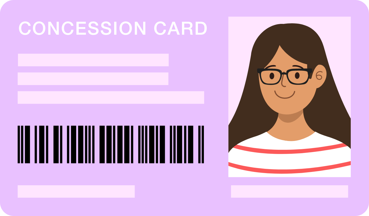 Diploma Student Concession Card